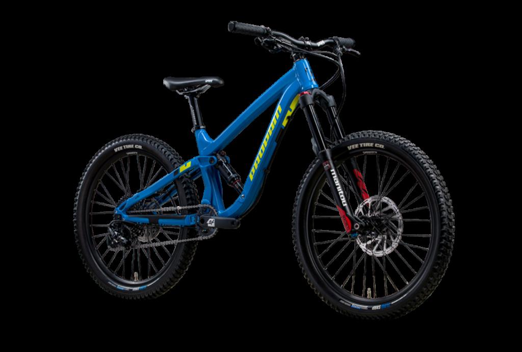 "Propain Yuma 24"" / 26"" Full Suspension Youth Mountain Bike"