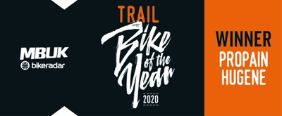 Mountainbiking UK / Bikeradar - Trail Bike of the year 2020